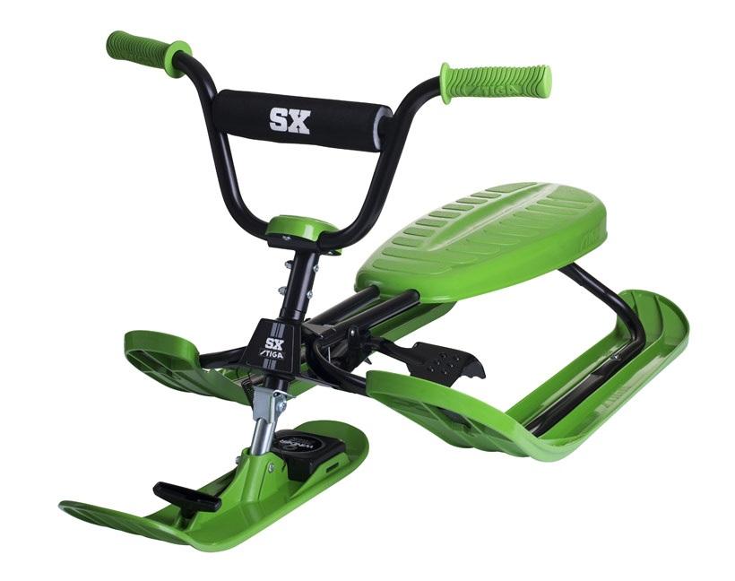 Stiga 174 Snowracer 174 Sx Pro Green Having Fun Yet